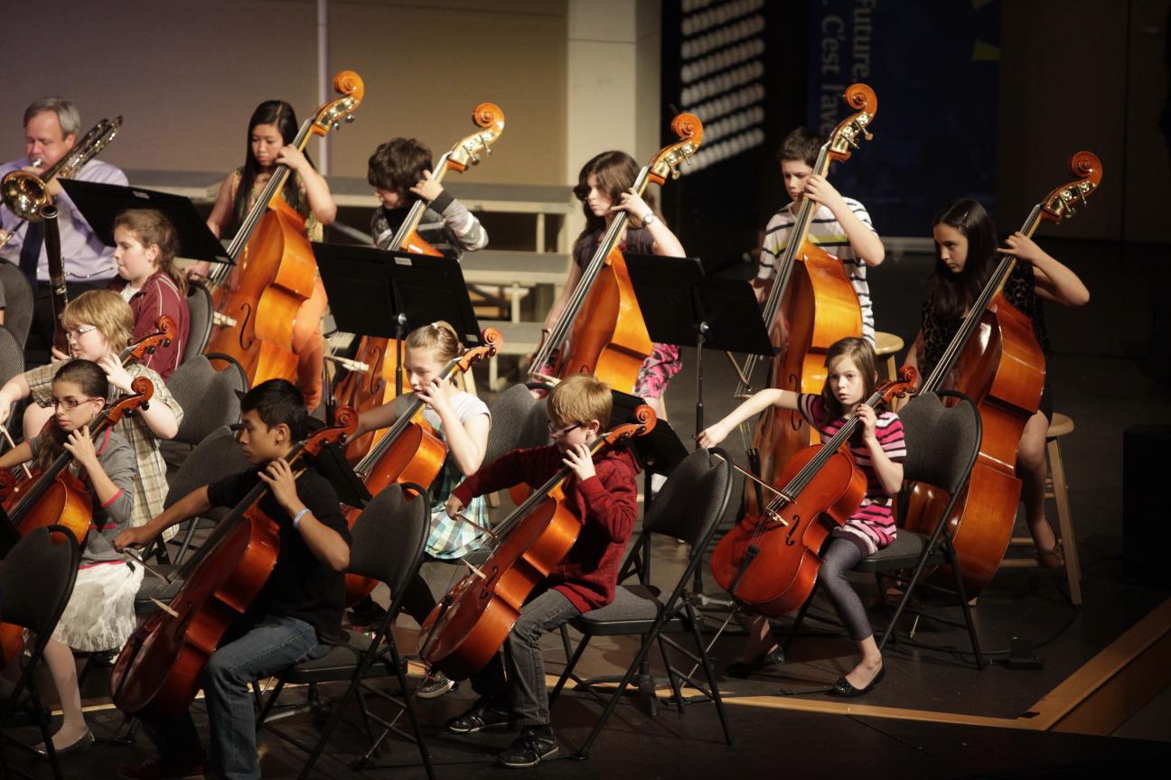 « J'en ai la chair de poule » – Sistema Nouveau-Brunswick : une éducation musicale qui fait tomber les barrières et renforce les capacités de la nouvelle génération
