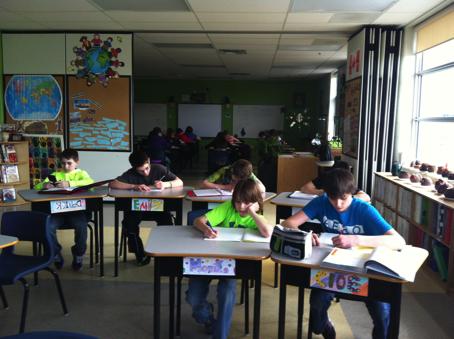 """Le """"team-teaching"""" et les TIC sont la recette du succès à La Mosaïque du Nord"""