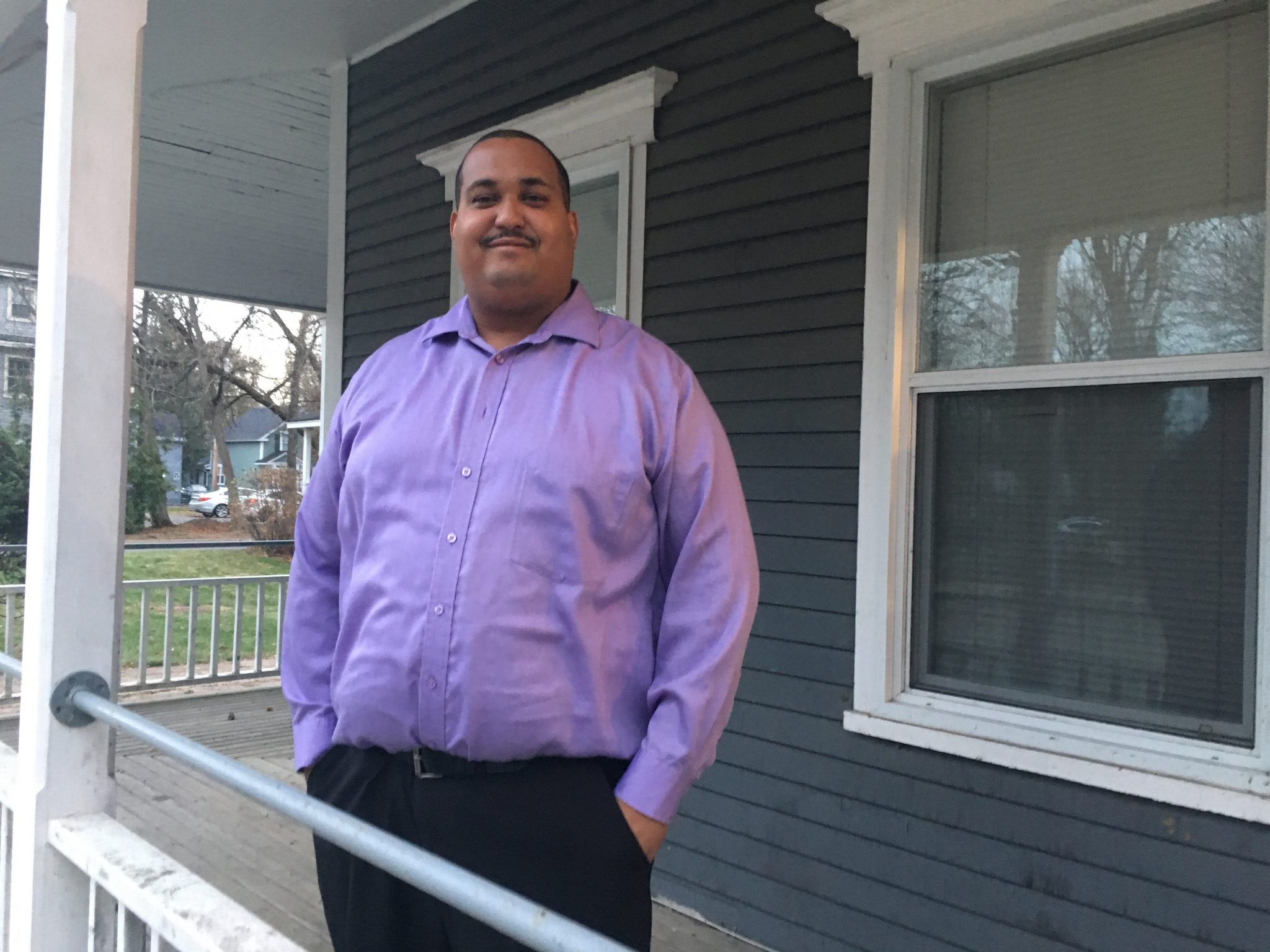 Oscar Wants a Library for Elsipogtog: Meet Wicked Ideas' new journalist.