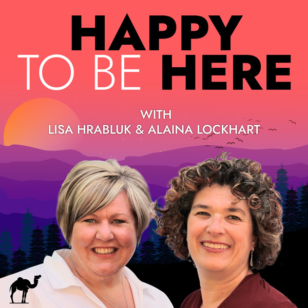 Lisa & Alaina Make a Podcast! Here's Why We're Happy to Be Here